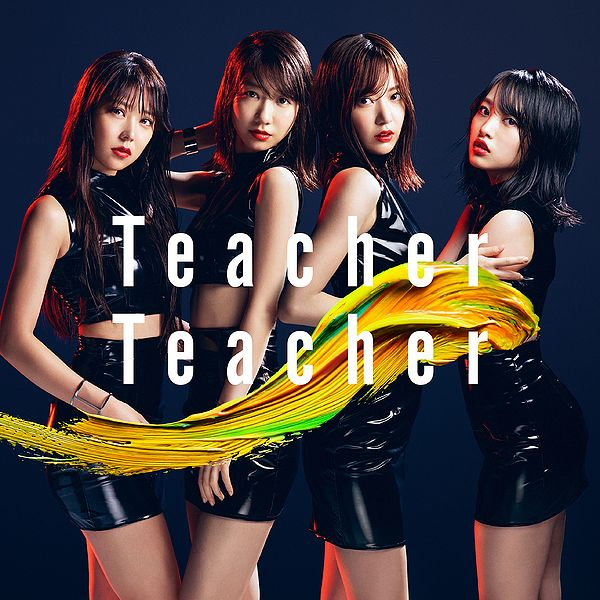 Bonjour Idol AKB48 Teacher Teacher Single