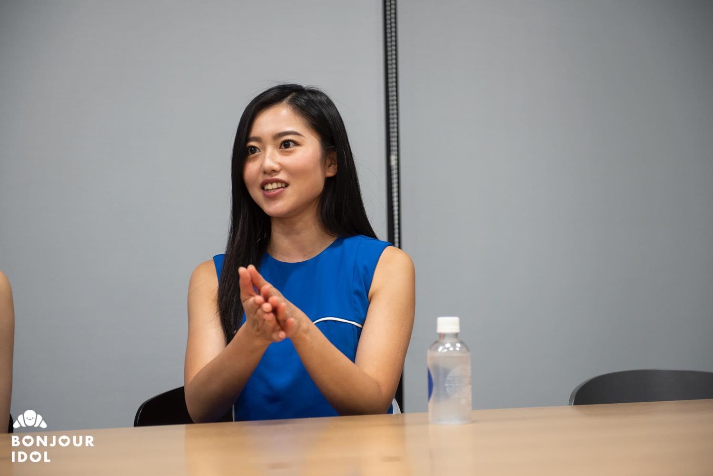 Bonjour Idol callme interview Koumi photo
