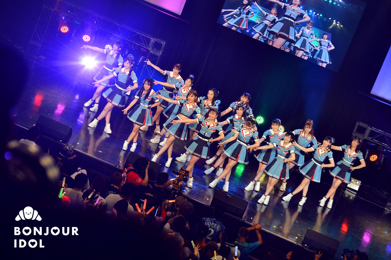 TIF2018: Sashihara Rino and HKT48 came back on stage!